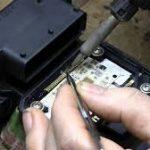 Reparatie ABS pomp Remdruksensor Brake Pressure Sensor